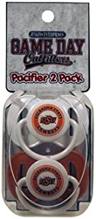 Oklahoma State University Pacifier Pack