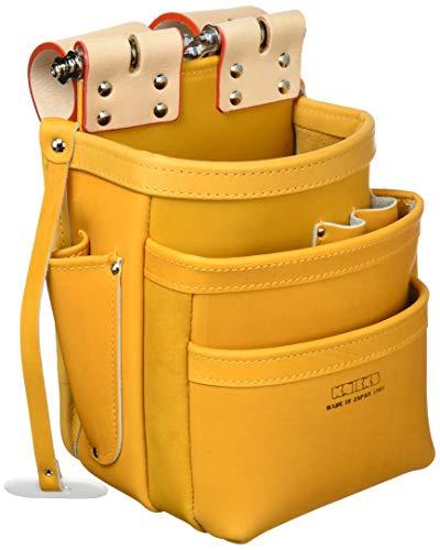 KNICKS(ニックス) KN-301SPDX 自在型チェーンタイプ総グローブ革3段腰袋