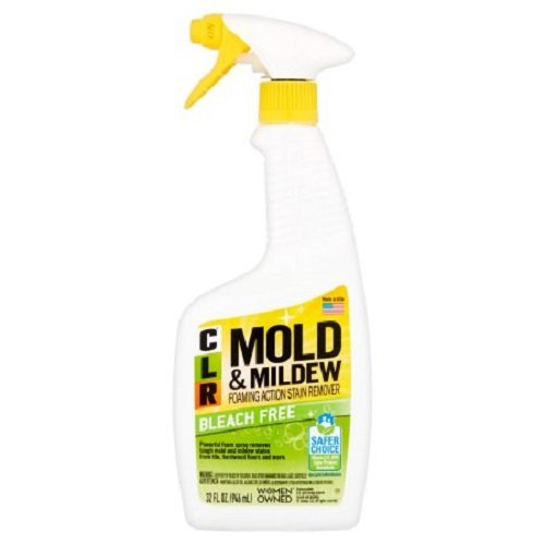 CLR PB-CMM-6 Mold and Mildew Stain Remover, 32 oz. Spray...