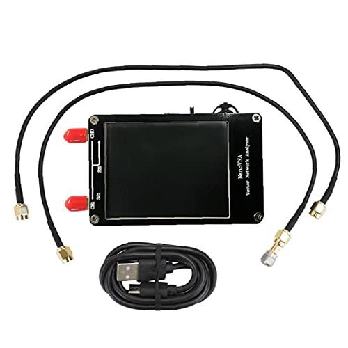Vector Analizador De Red 50k-900m Antena Vna Medición De Parámetro Voltaje De Voltaje Relación De Onda De La Onda con Pantalla LCD