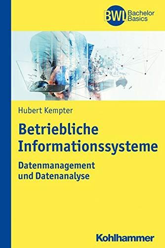 Betriebliche Informationssysteme: Datenmanagement und Datenanalyse (BWL Bachelor Basics)