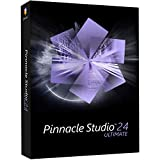 Pinnacle Studio 24 Ultimate | Software di registrazione di schermate ed editing video avanzato [disco per PC]