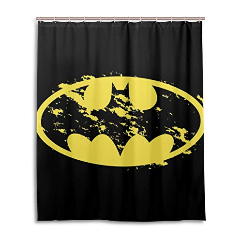 ForeveRing Z Batman Shower Curtain