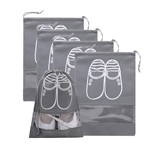 Estante del Zapato Colgadores de Zapatos Doble de Ranura Zapatero Estantes para Guardar Zapatos Colgantes Soporte de Doble Capa Medium