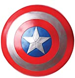 Rubie's Avengers – Stemma di Capitan America, Accessorio per Costume da Adulto, Taglia Unica 35527