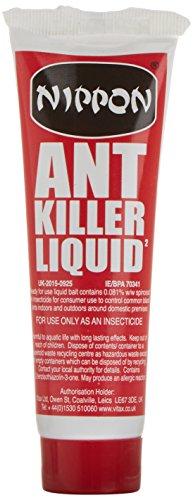 Vitax Nippon Ant Killer Liquid Insect Control, Transparent, 25 g