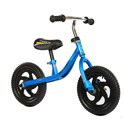 Why Choose Zjnhl Children's Fun / 12 Inch Balance Bike No Pedal for 2-6 Year Old Kids,Aluminum Alloy...