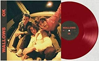 OK - Exclusive Limited Edition Apple Red Colored Vinyl LP (Only 5000 Copies Pressed Worldwide!)