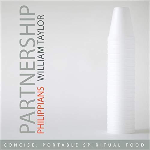 Partnership: Philippians cover art