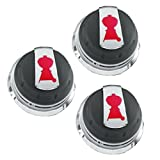 Weber 88848 Gas Grill Burner Knobs