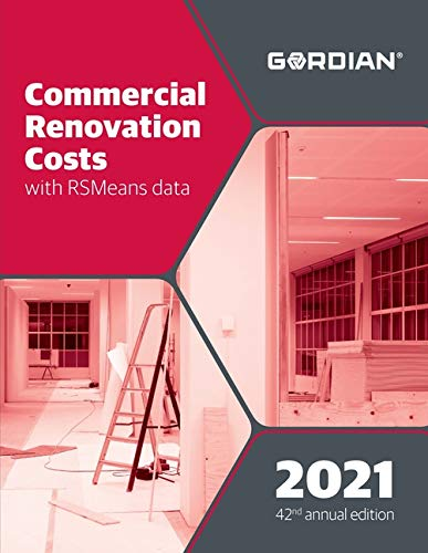 Compare Textbook Prices for Commercial Renovation Costs With RSMeans Data 2021 Means Commercial Renovation Cost Data  ISBN 9781950656523 by Lane, Thomas