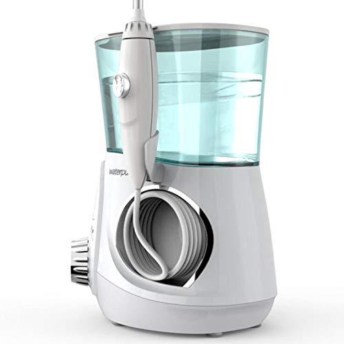 GAX Cable De Alimentación Oral Irrigador Dental Limpiador De Dientes Caseros Dispositivo De Limpieza Bucal Enjuague Dental Limpiador
