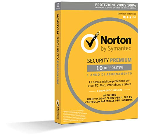 Norton Security Premium 2106 It