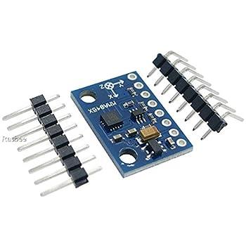 Rasbee MMA8452Q 三軸デジタル加速度計 傾斜センサ I2C