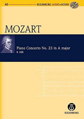 Mozart: Piano Concerto No. 23 in a Major/A-Dur, K 488