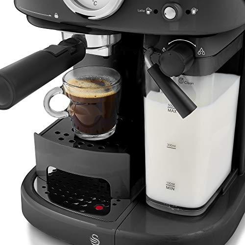 Swan Retro One Touch Espresso Maker