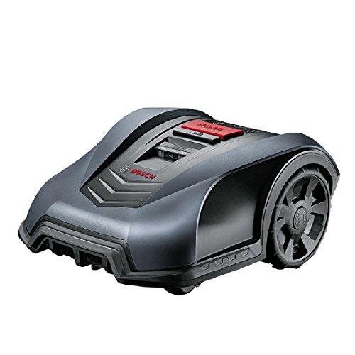 Bosch Cover für Mähroboter Indego 350/400, im Karton, grau