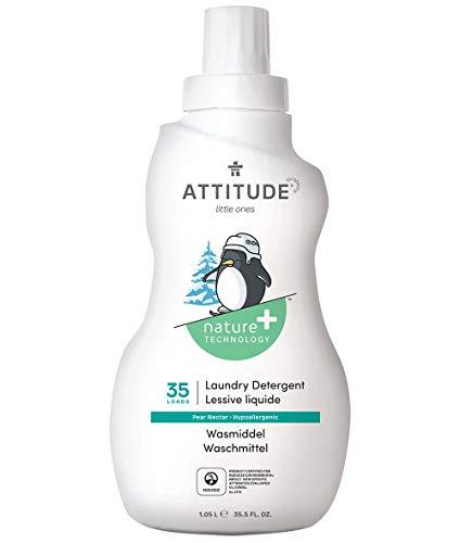 Attitude Pear Nectar 35 Wash Laundry Detergent, 1.5 kg, 42038