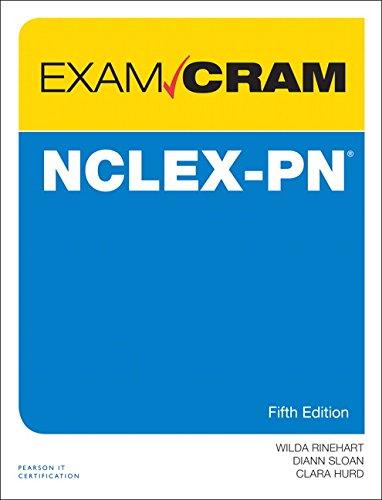 NCLEX-PN Exam Cram (5th Edition)