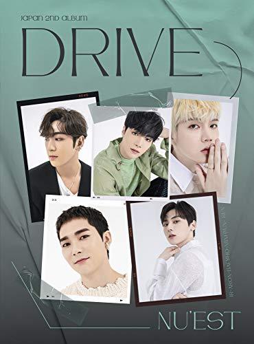 Drive (Version A) (CD/DVD)