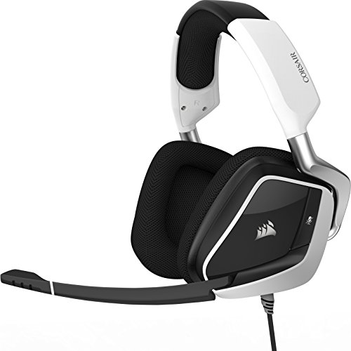 Corsair Void Pro Rgb Usbpremium Gaming Headset Met Dolby Headphone 7.1, Wit