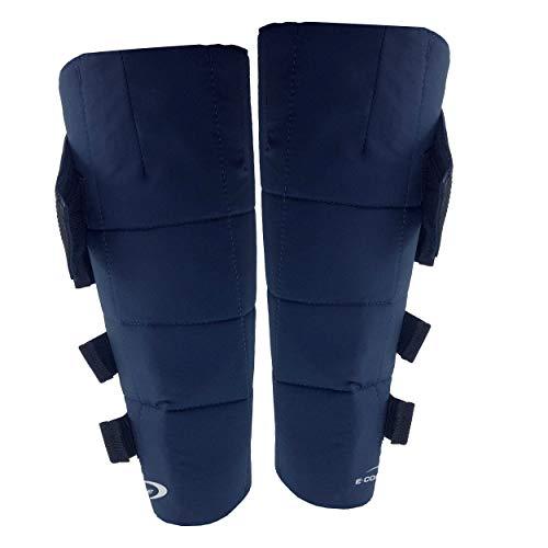 E.COOLINE PowerBoots SX3, 1 Paar Wadenkühler - kühle Unterschenkel an heißen Tagen (blau, 3) - Klimaanlage zum Anziehen