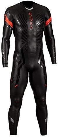 ROKA Maverick X Men's Wetsuit for Swimming and Triathlons