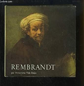Hardcover Rembrandt Book