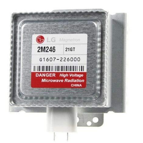 Magnétron 2M246 Four micro-ondes EAS42812919, 6324W1A001K LG