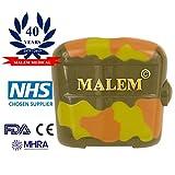 Malem Audio MO3 Bedwetting Alarm (Camouflage - 8 Tone)