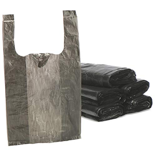 com-four® 600x Sacs à déchets pour Chiens, Sacs à déchets Robustes et étanches, Sacs pour Petits et Grands Chats et Chiens, Accessoires pour Chiens pour Un Usage Quotidien (600 pièces - 18x34cm)
