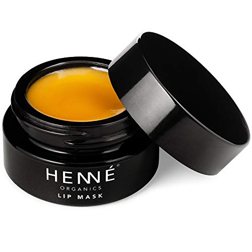 Henné Organics Lip Mask - Natural Organic...