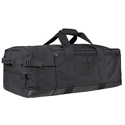 Condor Colossus Duffle Bag - Bolsa para Bicicleta, Color Neg