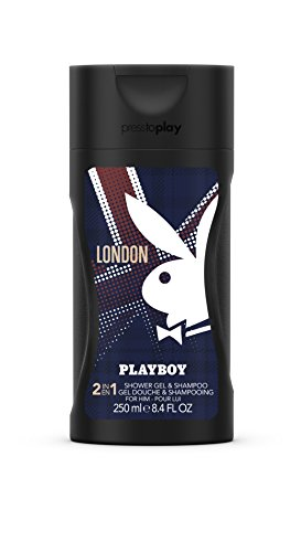 Playboy London Playboy men Shower Gel, 250 ml