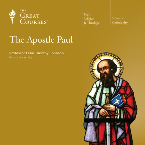 The Apostle Paul audiobook cover art