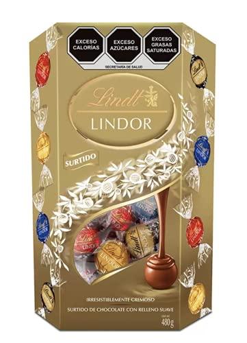 Surtido de Chocolates Lindt Lindor 480 g