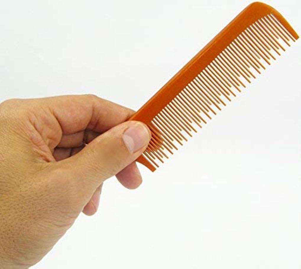 必要条件沿って厚いTeasing hairstyling Comb with Tail -Celebrity favorite hair secret, styling tool, no static. no frizz, heat resistant, gentle detangler, no tangles, promotes healthy shiney hair, no snags [並行輸入品]