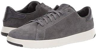 [コールハーン] メンズ 男性用 シューズ 靴 スニーカー 運動靴 GrandPro Tennis Sneaker - Quiet Shade Suede Perf/Pavement [並行輸入品]