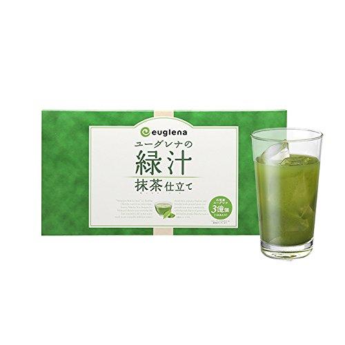 ユーグレナの緑汁 抹茶仕立て (3.0g×31本入(1箱))