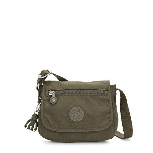 Price comparison product image Kipling Women's Sabian Crossbody Minibag Bag,  Jaded Green Rm,  One Size
