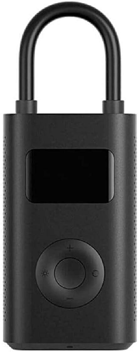 Xiaomi portable air pump, compressore digitale portatile a batteria con sensore pressione DZN4006GL