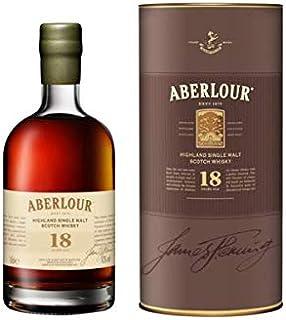 Aberlour 18 Jahre Single Malt Scotch Whisky 1 x 0.5 l