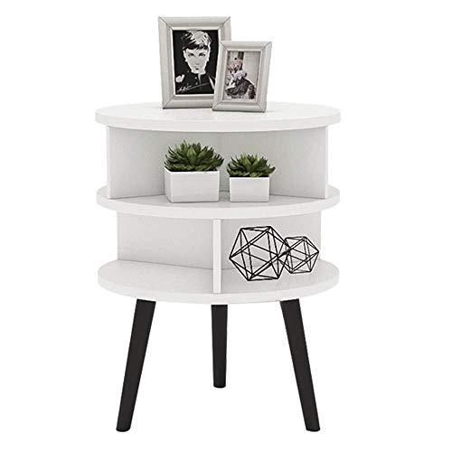 MMWYC Bedside table Designer Simple Cabinet Modern Nordic Bedroom Furniture Side Cabinet