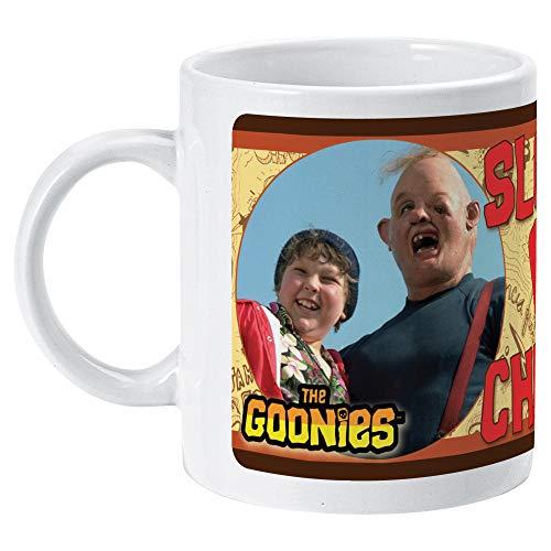 The Goonies Sloth Loves Chunk Mug
