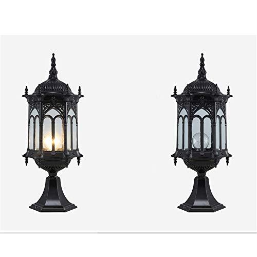 5x LED Solarlampe Wegeleuchte Leuchte Stein Gartenlampe Solarleuchte Außenlampe