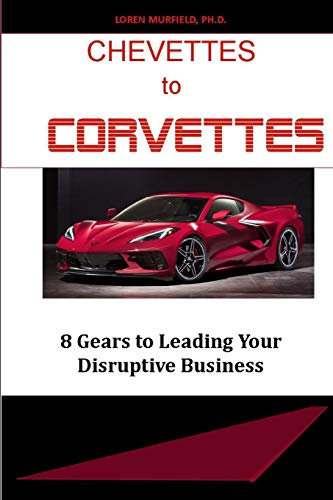 Chevettes to Corvettes: 8 Gears to Lead Your Disruptive Business