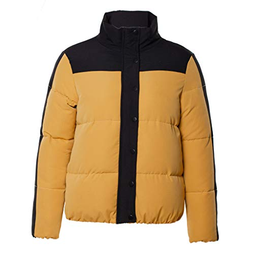 BRISEZZ Softshelljack dames, ultralicht, mantel dames winter, vrouwen lange mouwen print warm stand coat jack bovenkleding blouse tops