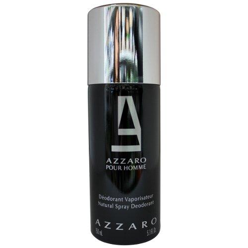 Azzaro Pour Homme Desodorant-Spray für Herren, 150 ml