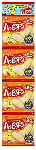 亀田製菓ハッピーターンミニ4連×10袋