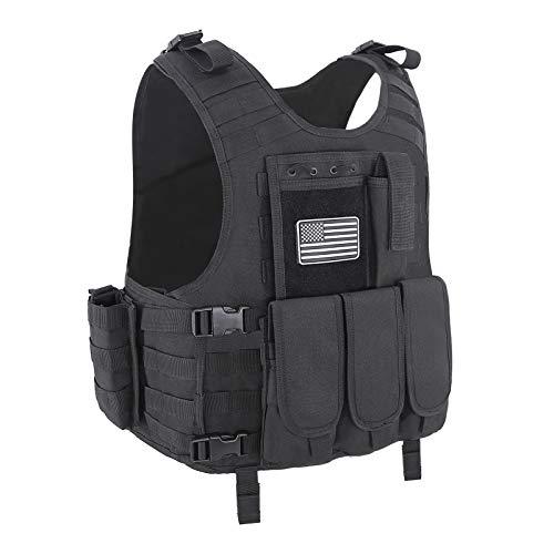 Snacam Tactical Vest Airsoft Painball Vest Outdoor Equipment...